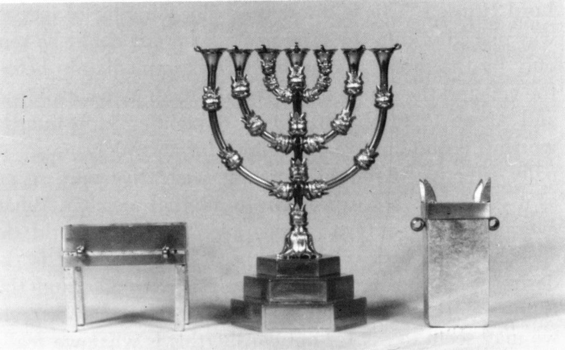 The Tabernacle Of Israel By George De Charms